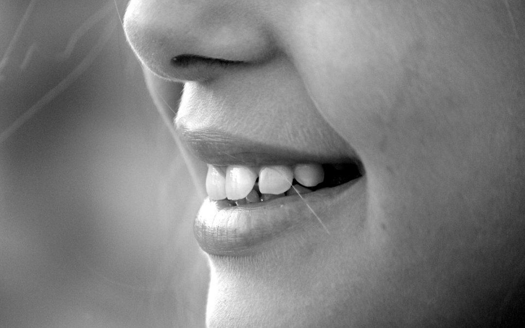 Encourager par le sourire