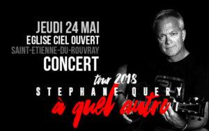 Concert Stéphane QUERY @ Eglise Ciel Ouvert | Saint-Étienne-du-Rouvray | Haute-Normandie | France