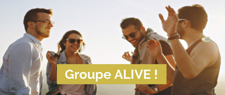 Groupe ALIVE
