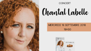 Concert Chantal Labelle @ Eglise Ciel Ouvert | Saint-Étienne-du-Rouvray | Normandie | France