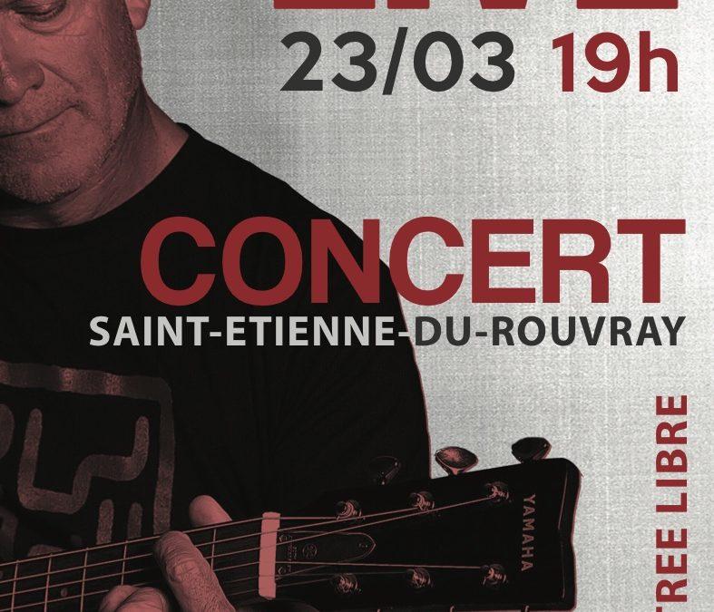 Concert Stéphane Quéry
