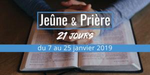 Jeûne et prière @ Eglise Ciel Ouvert | Saint-Étienne-du-Rouvray | Normandie | France