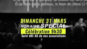 Célébration - 9H30 @ Eglise Ciel Ouvert | Saint-Étienne-du-Rouvray | Normandie | France