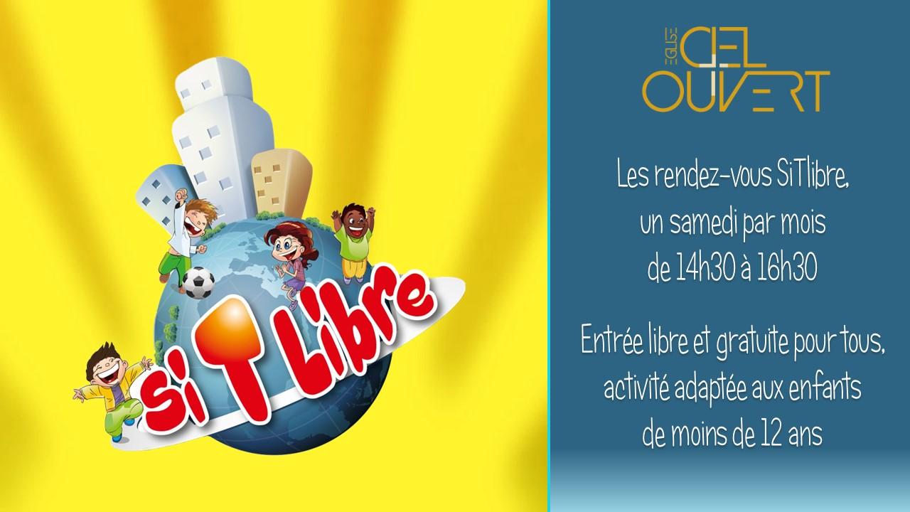 Prochain spectacle Si T Libre à Saint-Etienne-du-Rouvray