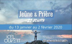 Temps de prière spécial @ Eglise Ciel Ouvert | Saint-Étienne-du-Rouvray | Normandie | France