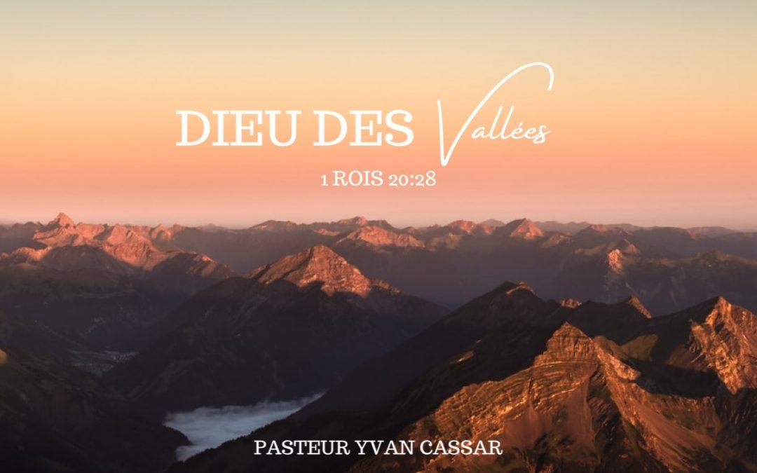 Dieu des vallées